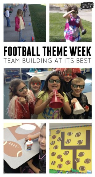 FOOTBALL THEME WEEK 2