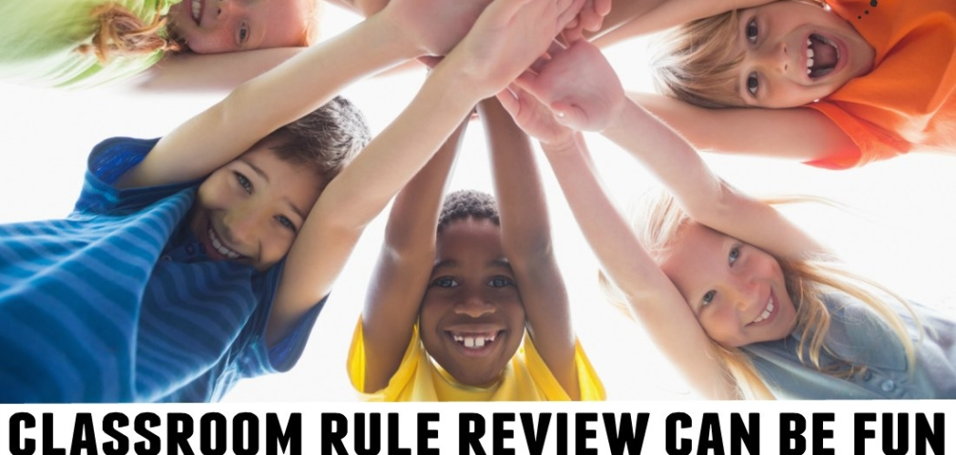 RULE REVIEW CAN BE FUN
