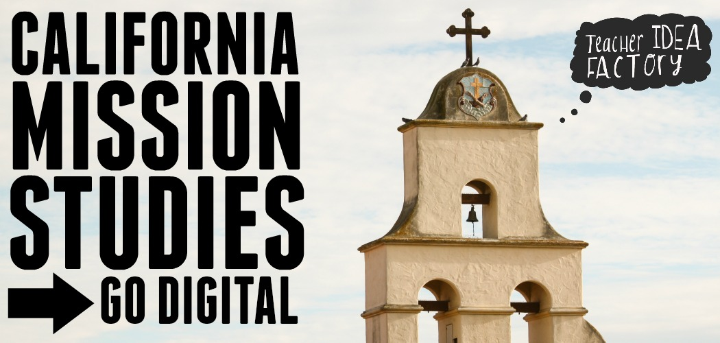 CALIFORNIA MISSION STUDIES
