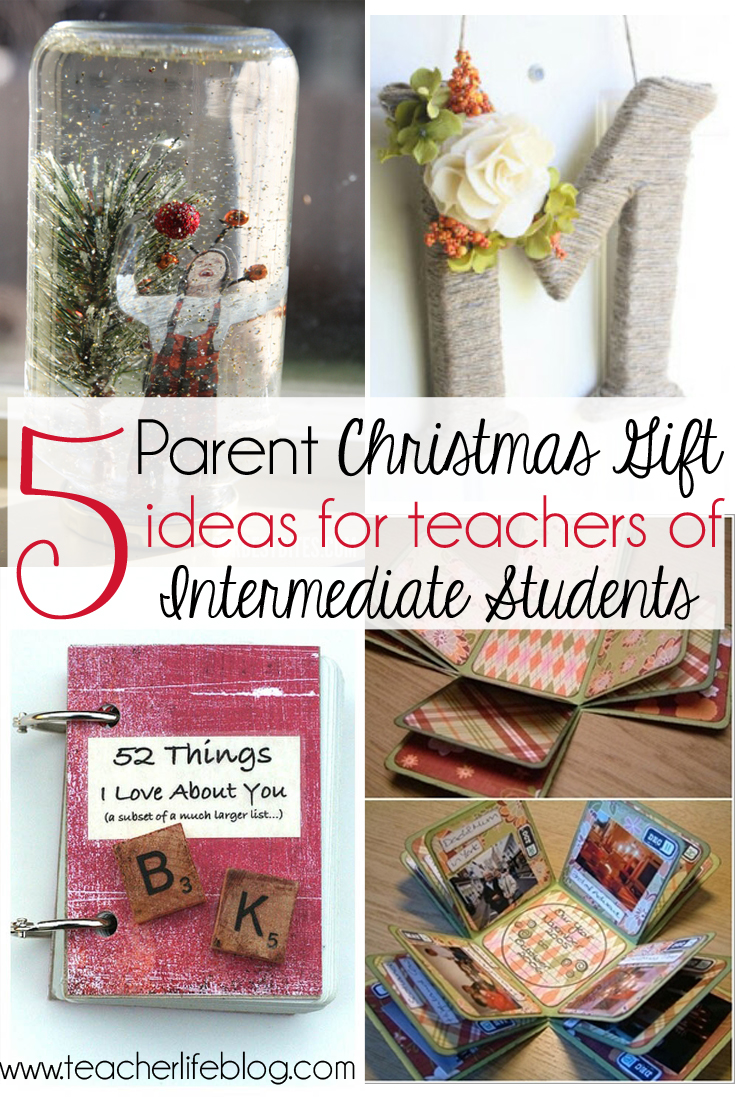 Class christmas gift ideas students