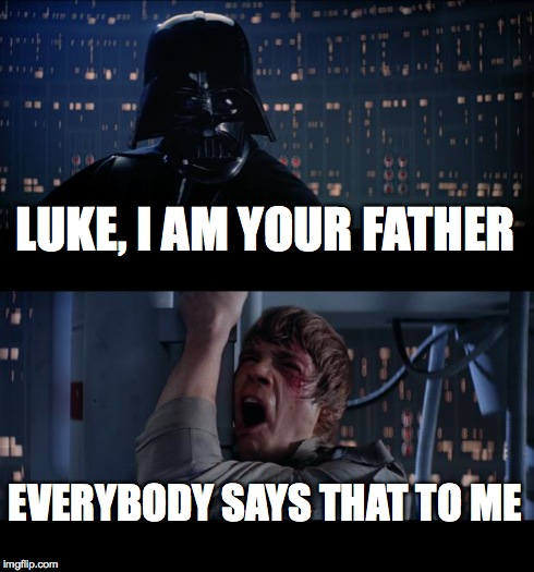 When your name is Luke