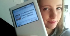 Paulina from Poland - listening in the morning.