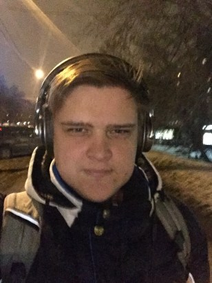 Alexandr - listening in Moscow