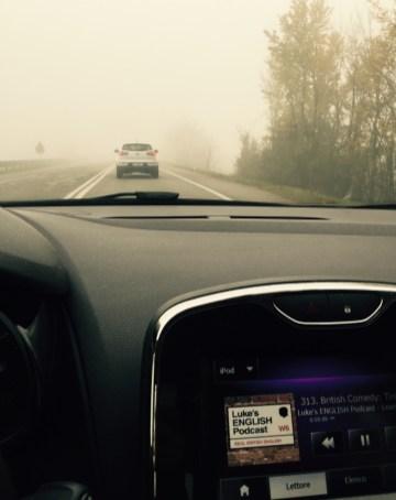 Francesco Lotto - a foggy day in Italy