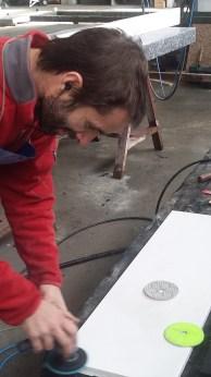 Julien the French stonemason