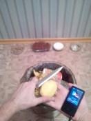 playdoh crow multitasking with a nude_potato