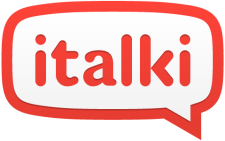 Click here to check out italki