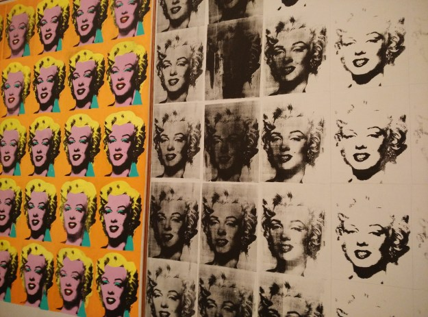 Andy Warhol - Marilyn Monroe screen prints from Pixabay.com https://pixabay.com/en/marilyn-monroe-andy-warhol-art-1318440/