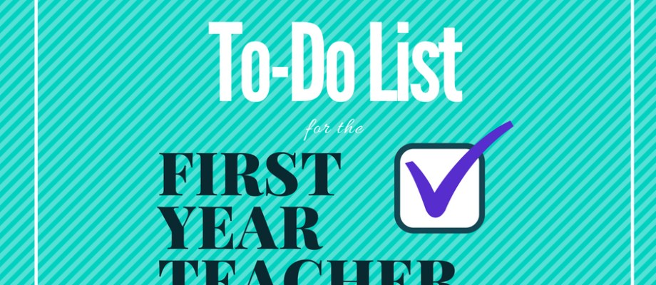 What to REALLY prioritize during the summer before your first year teaching: classroom management, organization, and setting up systems to get to know your students.
