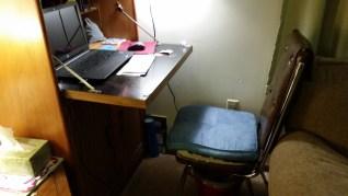 Monster desk after.