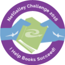 NetGalley Challenge Award 2016 (Original)