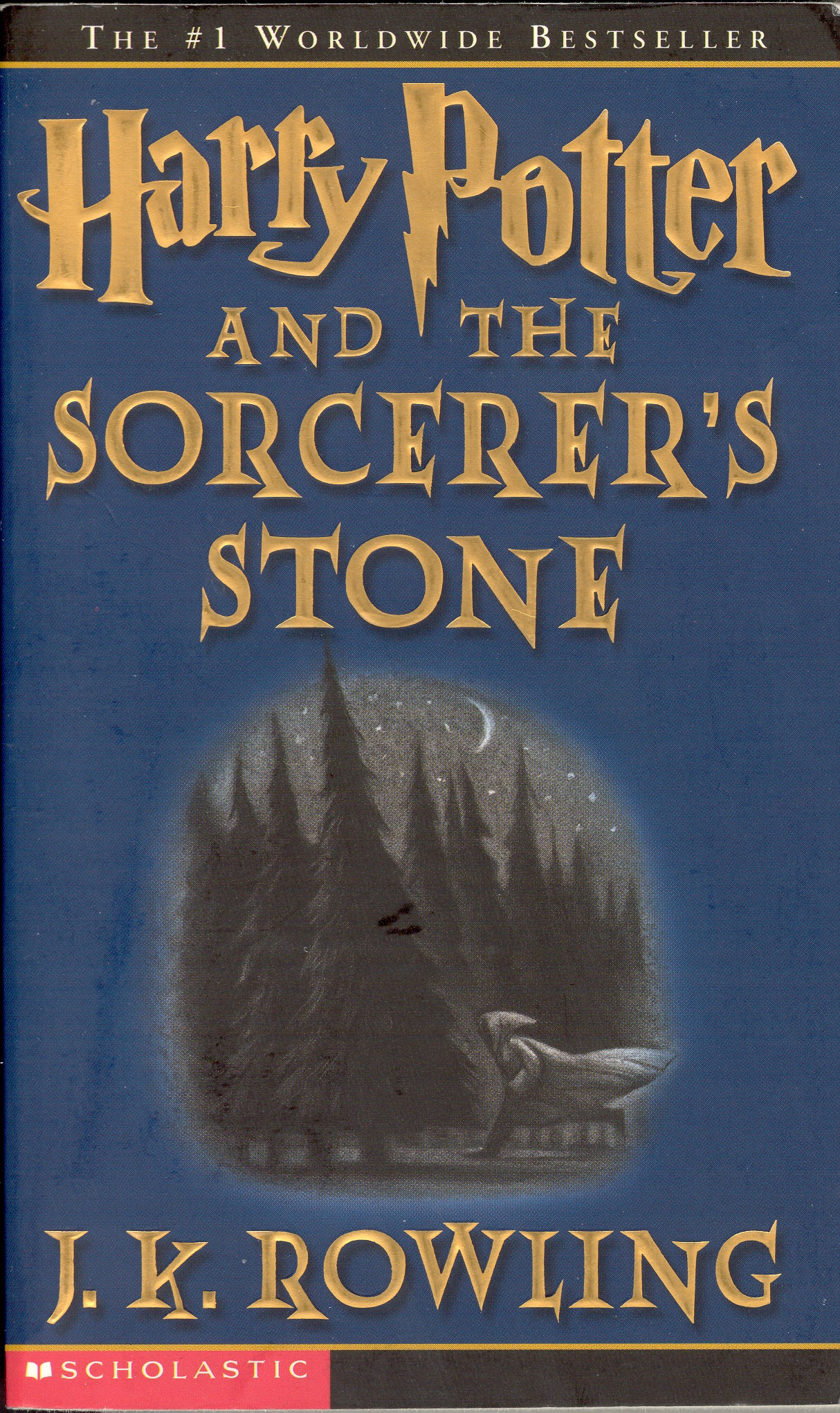 Harry Potter And The Sorcerer S Stone J K Rowling