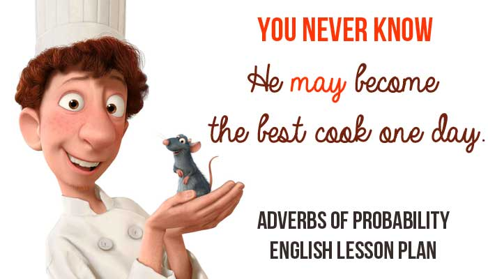 May Might And Adverbs Of Probability Lesson Plan B1 For Esl