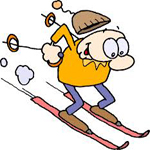 ski - english lesson plan on sport and games
