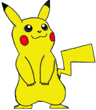 absolute beginner English Lesson plan for EFL and ESL teachers - Introducing colors: Pokemon Go characters: yellow black red