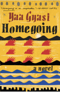 Gyasi Book Cover