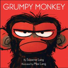 Grumpy Monkey Image