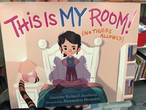 This is My Room! ( No Tigers Allowed) by Jennifer Richard Jacobson