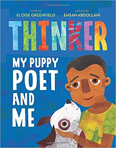 Thinker My Puppy Poet and Me by Eloise Greenfield