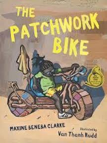 The Patchwork Bike, by Maxine Beneba Clarke