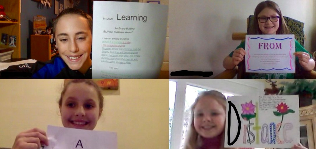 Conferring during Remote Learning