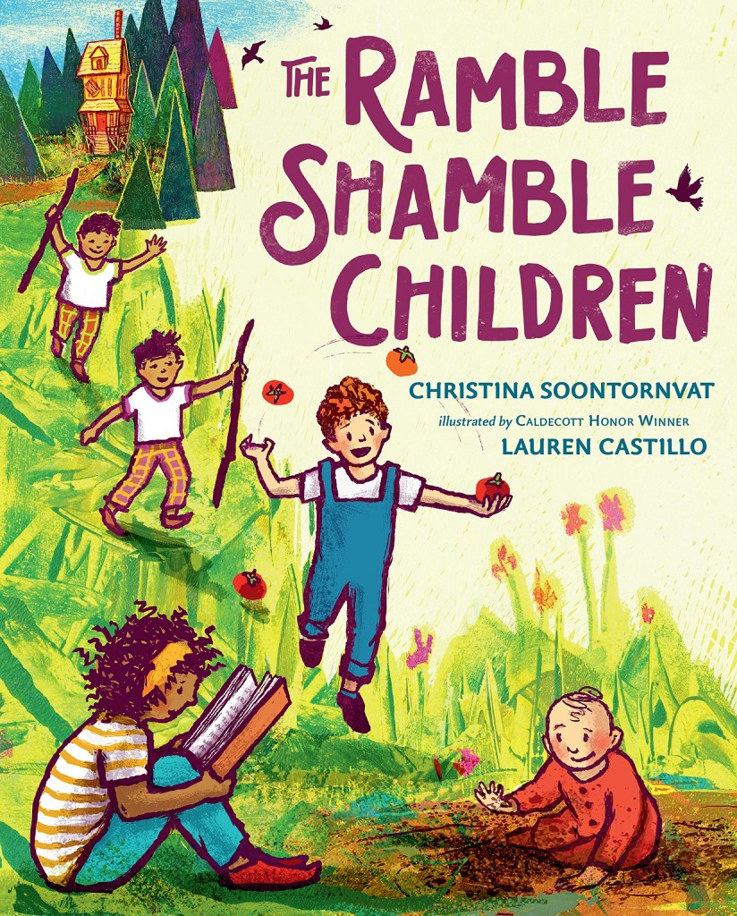 The Ramble Shamble Children by Christina Soontornvat
