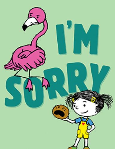 I'm Sorry by Michael Ian Black & Debbie Ridpath Ohi