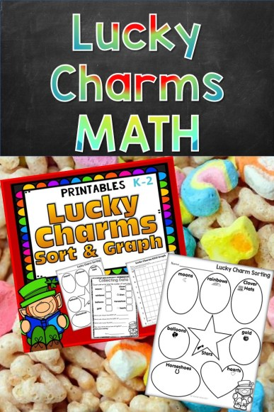 Lucky Charms Math long