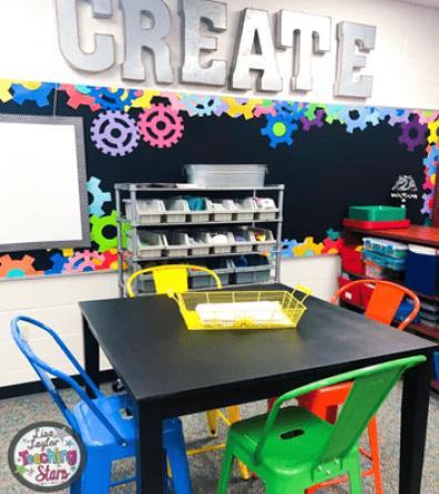 STEM Classroom Decor