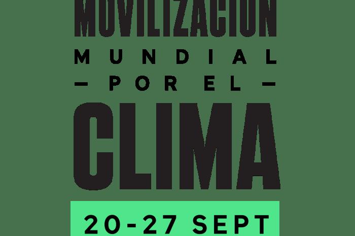 Más de 100 organizaciones instan a la ciudadanía a sumarse a la Huelga Mundial por el Clima