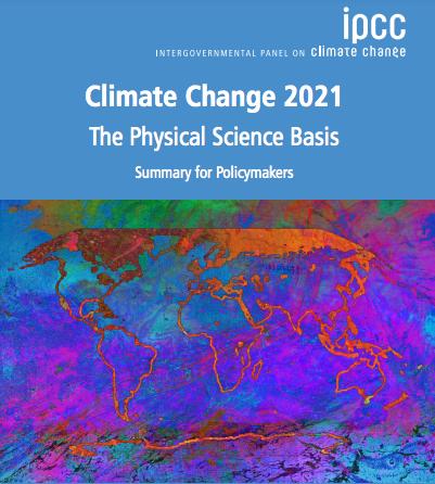 Sexto informe IPCC