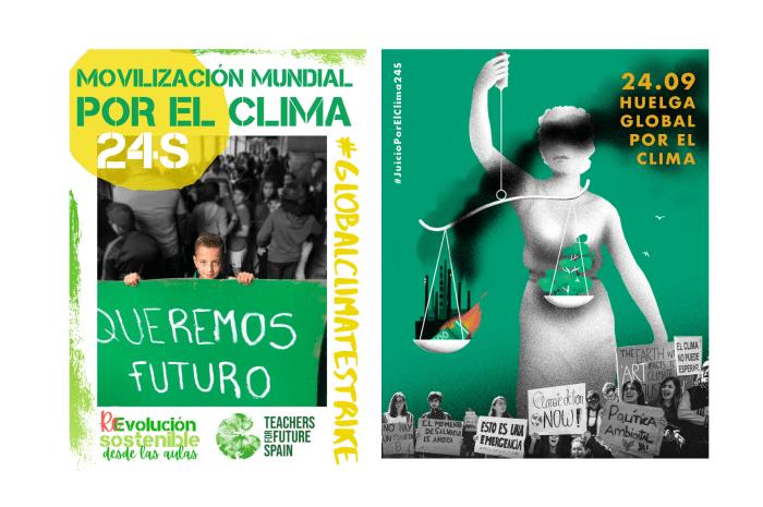 24S Nueva Movilización Global por el Clima