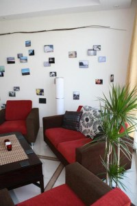 Teacher Living Space And sitting area UAE