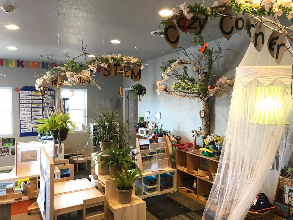 Spring Themed Decoration Ideas For Preschool Classrooms