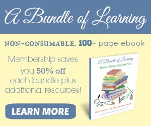 Save 50% off on Bundle of Learning monthly ebooks!