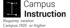 Campus Instruction Feature 1925