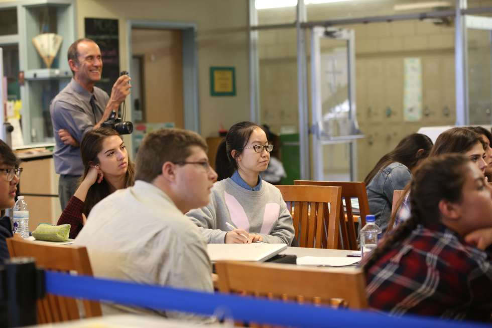 Teachers Righting History At Moreau Catholic High School_4774