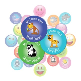 Zoo Sticker Gift Pack