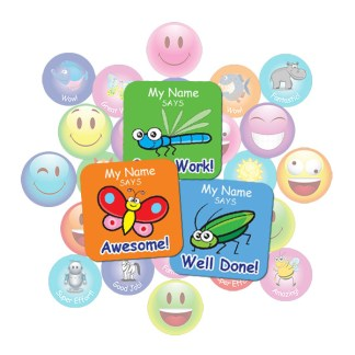Cute Insect Square Sticker Gift Pack