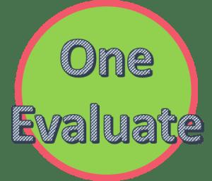 step 1 evaluate