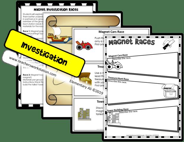 magnets investigation