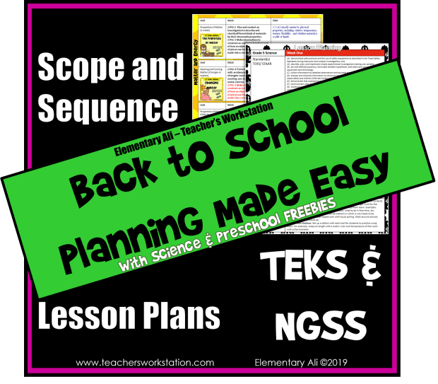 back to school planning made easy