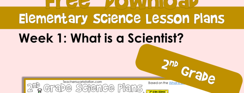 Free Lesson Plans 2nd Grade Science