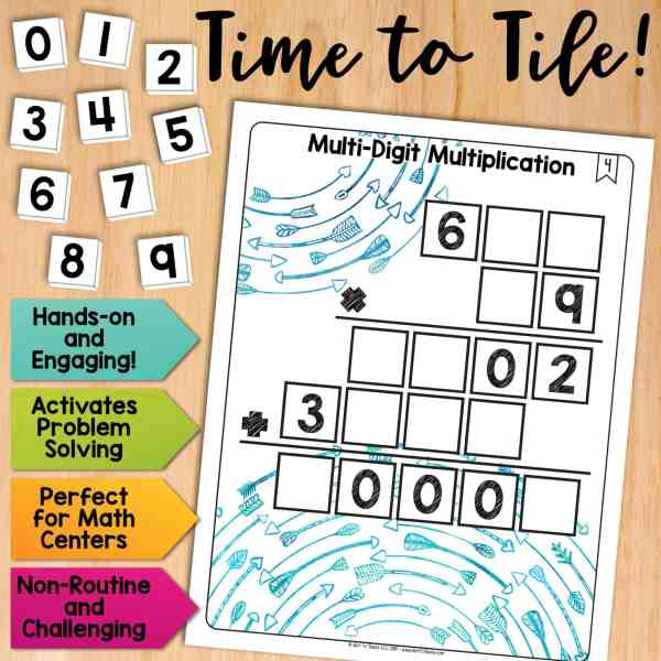 Multi-Digit Multiplication