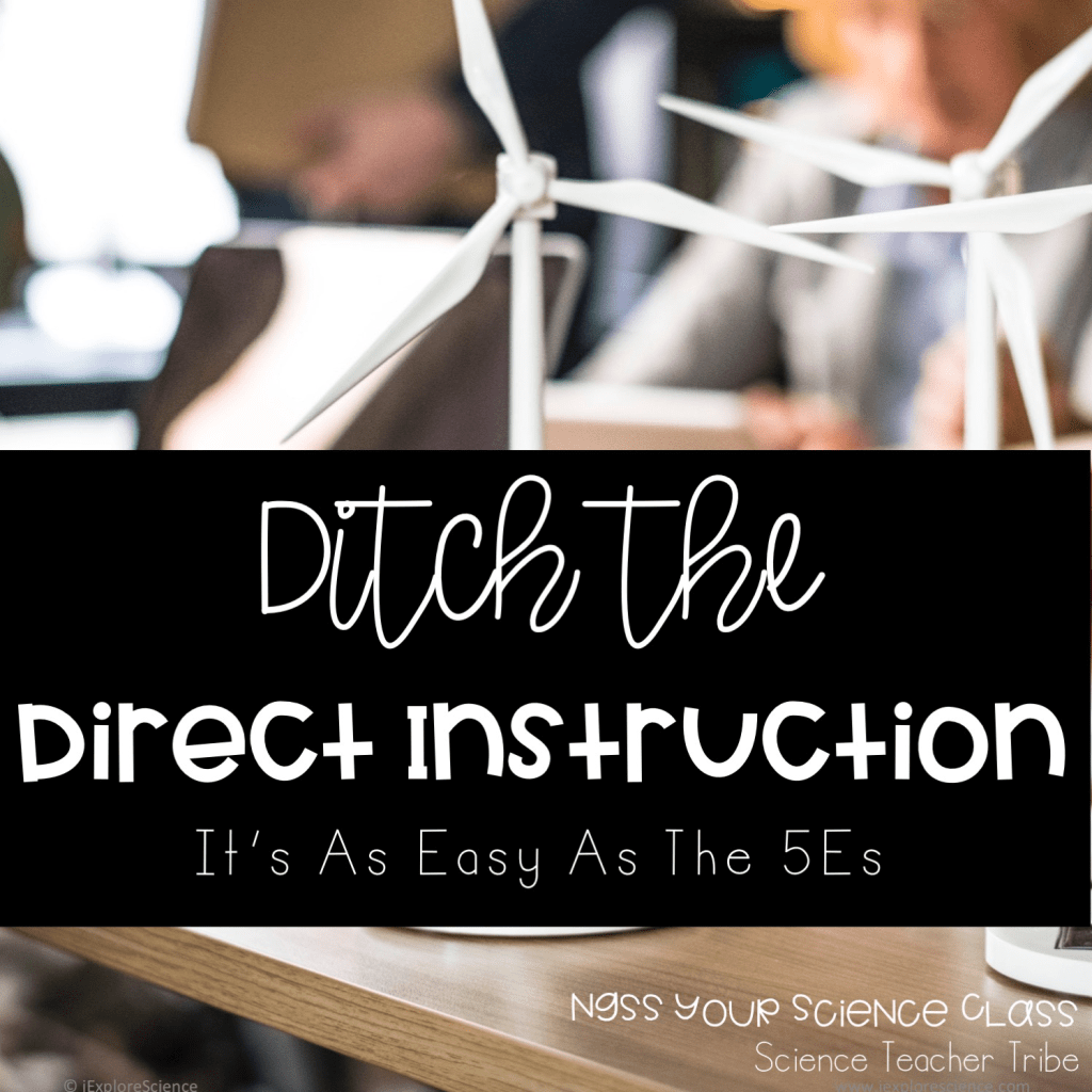 Ditch The Direction Instruction sq cover
