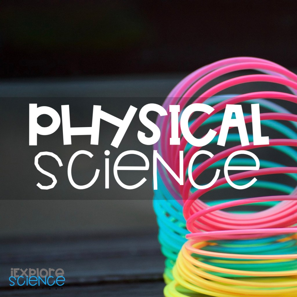 physical science resources