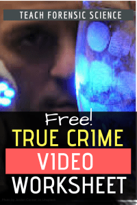 Free Resource: True Crime Video response guide