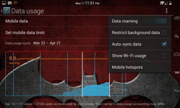 How to increase your android smartphone's battery life auto sync