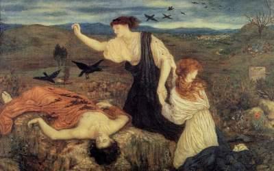 """Antigone"" by Sophocles"