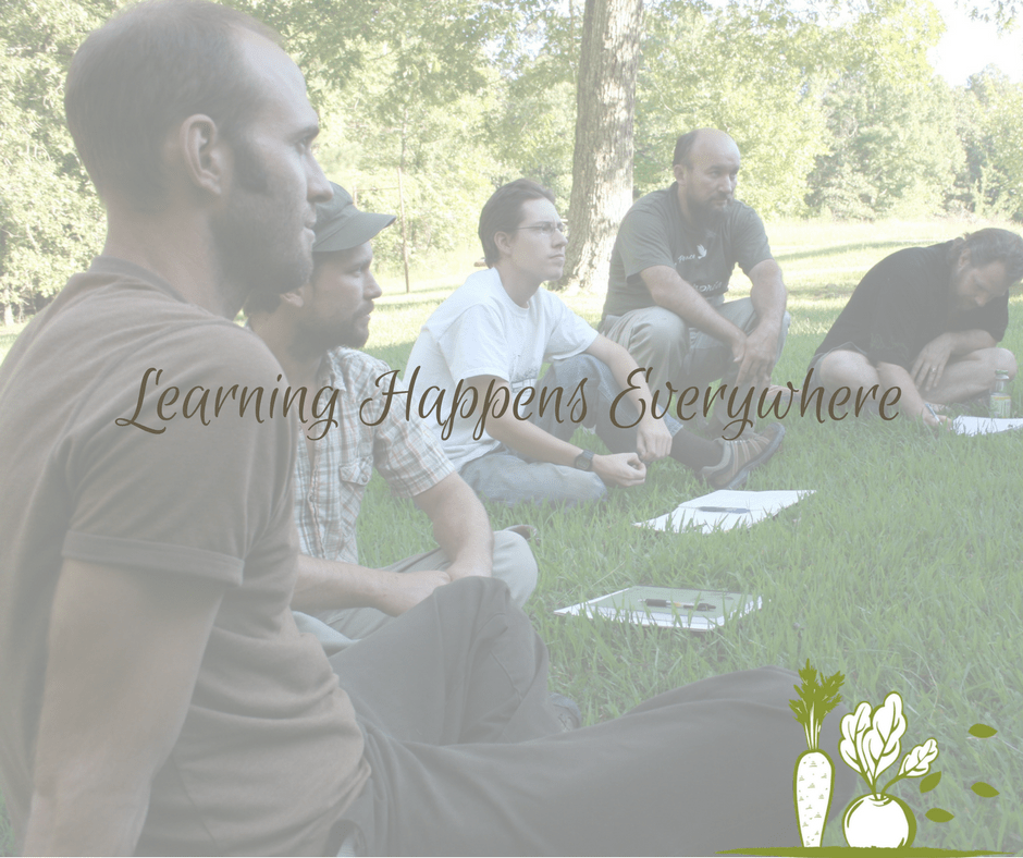 Learning Happens Everywhere